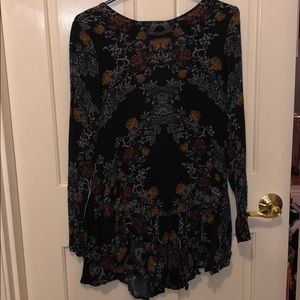 Free people long shirt